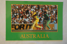 Cricket - Collectable - Postcard - World Series Cricket - Australia