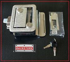 TRAILER DOOR LOCK - Motorhome Camper Trailer Caravan Race Transporter
