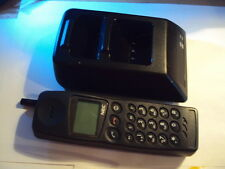 RETRO ORIGINAL NEC MP5B2F2-1A  MOBILE PHONE + DESCKTOP STAND CHARGER