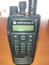 DGP6150+ MOTOROLA MOTOTRBO RADIO, GPS, VHF, 136-174MHZ, 5W DISPLAY, NEW X 1
