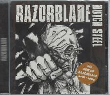 RAZORBLADE - DUTCH STEEL (BEST OF 2001-2009) - (still sealed cd) HARD CD 17