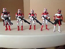 Star Wars Clone Trooper Figure Lot