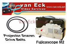 Fujicascope M2 belts, 2 belt set (motor, top-belt)