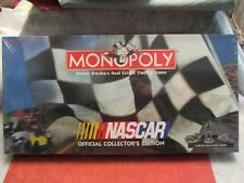 Parker Brothers  1997 NASCAR Monopoly Official Collector's Edition NIB  (5)
