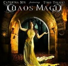 Chaos Magic by Caterina Nix/Chaos Magic (CD, Jul-2015, Frontiers Records (UK))