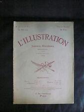 L'ILLUSTRATION 29 août 1914  n°3731 Armée Britanique à ROUEN. Evacuation LOUVAIN