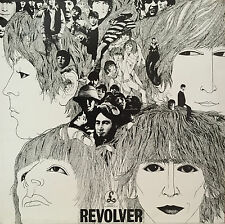THE BEATLES Revolver LP. Near Mint Condition