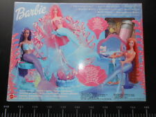 NEW Barbie Mermaid Fantasy Playset Working Swing