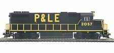 MTH 85-2033-1, HO, GP38-2 Diesel With Proto-Sound 3.0, Pittsburgh & Lake Erie