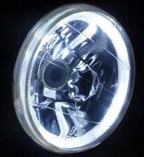 Harley Davidson Yamaha Suzuki Honda Motor Cycle Bike Head Light Lamp Halo Angel