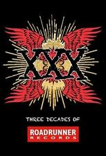 XXX: Three Decades Of Roadrunner Records  2013 [4 CD Set]