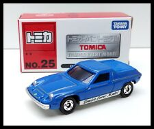 TOMICA EVENT MODEL #25 LOTUS EUROPA SPECIAL 1/59 TOMY Diecast Car 15 BLUE