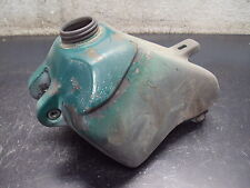 2002 02 KTM 50 HUSKY BOYS HUSQVARNA MOTORCYCLE FUEL GAS GASOLINE TANK BOTTLE