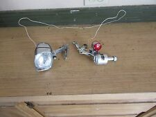 Vintage Bicycle Deluxe Sport Head Light & Generator  Lot 41-16