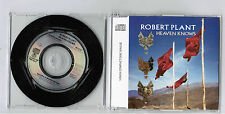 ROBERT PLANT Heaven Knows - 3 INCH MAXI CD Germany 1988 with Adapter
