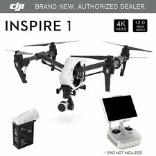 DJI Inspire 1 V2.0 Quadcopter Drone V2 Zenmuse X3 - 4K HD Camera & 3 Axis Gimbal