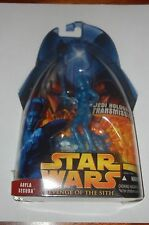 Aayla Secura Hologram Transmission-Star Wars Revenge of the Sith-MOC-Jedi Master