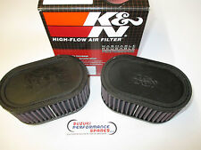 Suzuki GSXR1100 K L K & N Dual Air Filters. RU-2922 the genuine article!