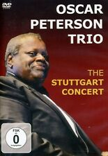 Oscar Peterson Trio: The Stuttgart Concert (2011, REGION 0 DVD New)