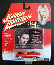 JL Buffy the Vampire Slayer Xander