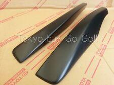 Lexus RX330 RX350 RX400h Front Roof Rack End Cap Cover LH+RH set Genuine OEM