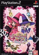 Used PS2 Sugar Sugar Rune: Koi mo Oshare mo Pick-Up Japan Import Free Shipping