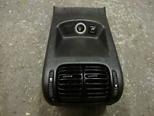 2006-10 Saab 9-5 Vector Sport centre console rear vent with heated seats switch