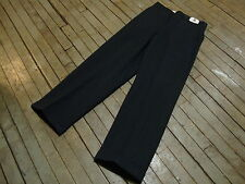 VINTAGE DEADSTOCK 1950 LEE BLACK SALT & PEPPER WORK PANTS MODEL 1719 WORKWEAR