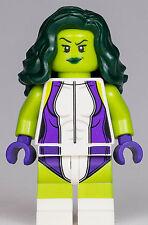 Lego Super Heroes She Hulk aus 76078