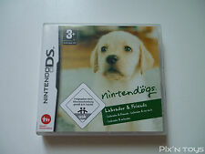 NINTENDO DS / Nintendogs Labrador & Friends [Version Pal]