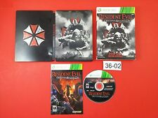 Resident Evil Operation Raccoon City Special Edition [See Description](Xbox 360)
