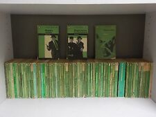Penguin Crime (Green Spine) (1960/70's) - 61 Books Collection! (ID:37527)