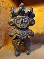 Dogu statue museum replica - 'Ancient aliens' - Japanese art - Jomon period