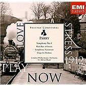 Hubert PARRY  Symphony No.5  LPO Sir Adrian Boult  EMI Classics CD new