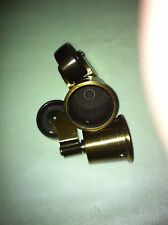 NEW antiqued brass Casters Furniture components(2 Pc Set) Furn. Leg