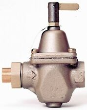 "WATTS 1/2"" Pressure Reducing Boiler Feed Valve - New S1156F STD"