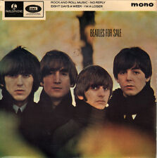 THE BEATLES FOR SALE EP - 1981 issue EX + / EX+