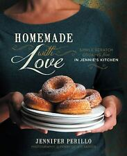 Homemade with Love: Simple Scratch Cooking from In JennieÂ's Kitchen-ExLibrary