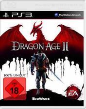 Playstation 3 DRAGON AGE 2  DEUTSCH OVP Sehr guter Zustand