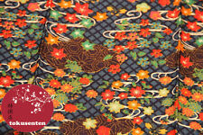 Coupon Tissu Chirimen Japonais Traditionnel 30x50cm Tissue Japanese Traditional