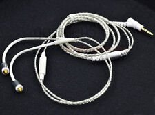 OFC Hifi Cable line for SHURE SE535 SE425 SE315 SE215 SE846 UE900/S earphone