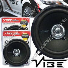 "Vibe Audio DB5 High Performance 5,25 ""POLLICI AUTO PORTA Coassiale Altoparlanti Set-coppia"