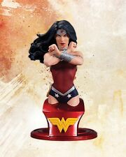 Wonder Woman Bust DC Comics Statue New 52 Jim Lee DC Collectibles Super Heroes