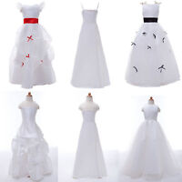 Wedding Christmas Party Flower Girls Pageant Dress AGE SIZE 2-3-4-5-6-7-8-10-12Y