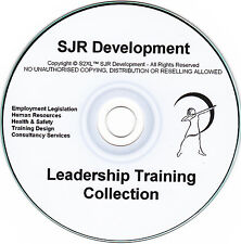 Training Materials Resource x12 Leadership & Management