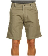 KUHL Ramblr SHORTS Mens BEIGE Size LIGHTWEIGHT Quick DRYING Cotton NYLON Sz 40**