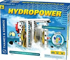 Thames and Kosmos 624811 Alternative Energy: Hydropower Experiment Kit