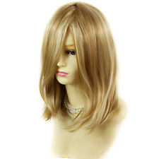 Faceframe Blonde mix Medium Bob Style Ladies Wigs from WIWIGS UK