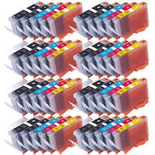 40x Tinte Patronen für CANON PIXMA MP630 MP640 MP980 MX860 MX870 mit Chip