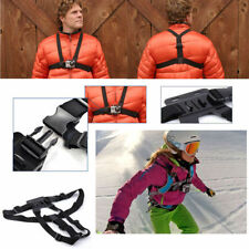 Adjustable Elastic Chest Strap Mount Harness for GoPro HD Hero 2 3 Camera UR